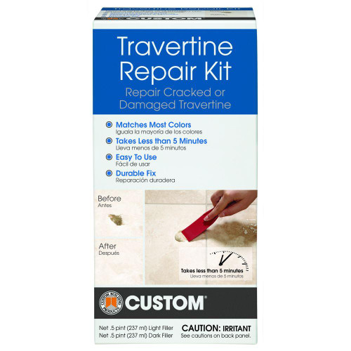 Aqua Mix Travertine Repair Kit