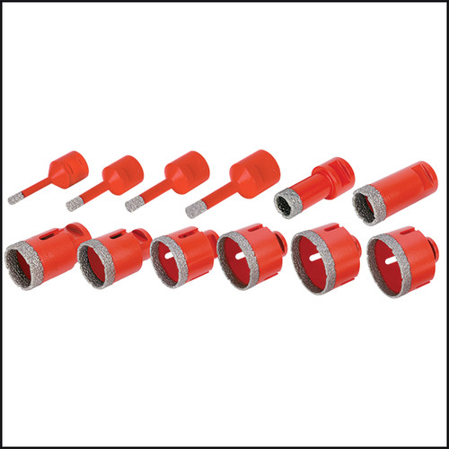 Rubi Diamond Drill Dry Cutting Bits