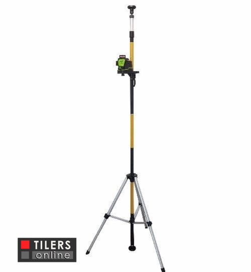 Laser Jamb Pole With Tripodic Base