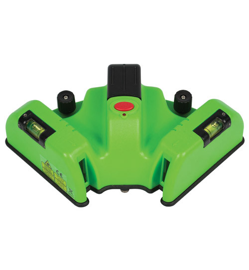 Laser Square Premium LX11P Series Red & Green Beam