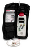 2207 Masimo Water Resistant Handheld Carrying Case for Rad-57, Black