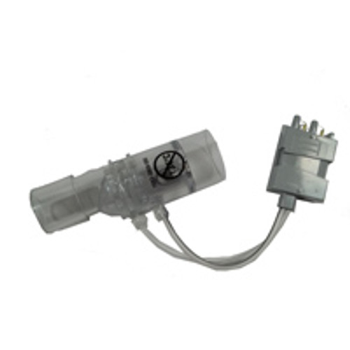 1503-3858-000 Datex Ohmeda Flow Sensor, Disposable, Inspiration and Expiration