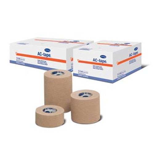 "64200000 Hartmann USA, Inc. Adhesive Tape, 2"" x 5 yds, 6 rl/bx, 12 bx/cs Sold as cs"