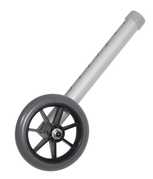 "10109 Drive Medical Universal Walker Wheels, 5"", 1 Pair"