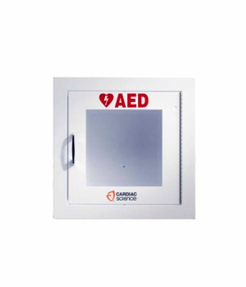 50-00400-10 Cardiac Science Fully recessed cabinet