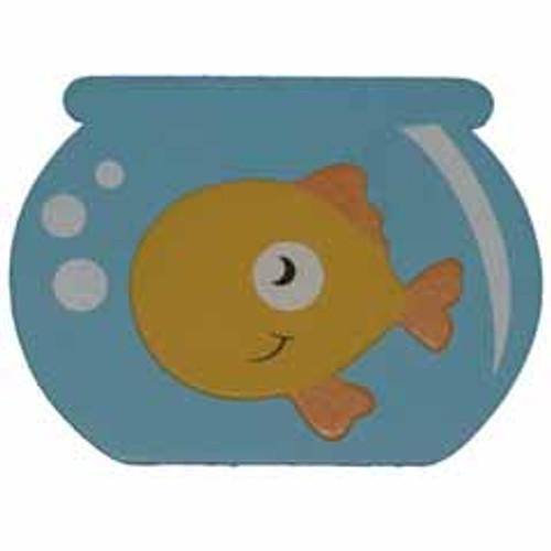 ivPolePet Goldfish Bowl