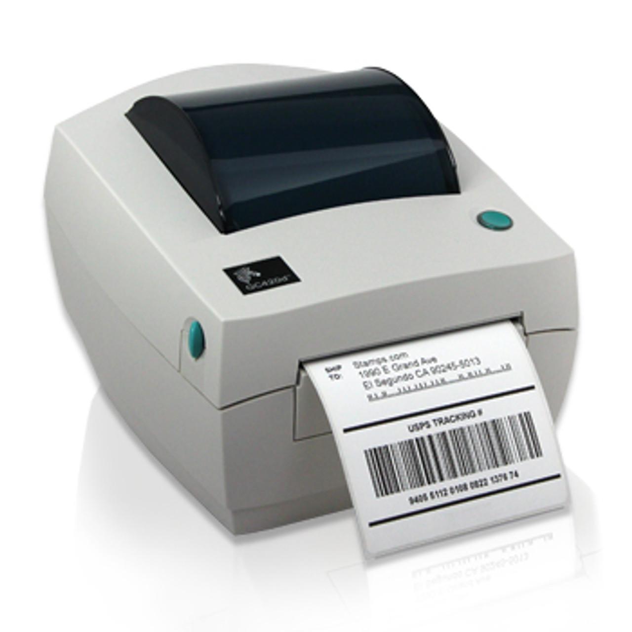 Zebra Gc420d Direct Thermal Label Printer Barcodes Com Au