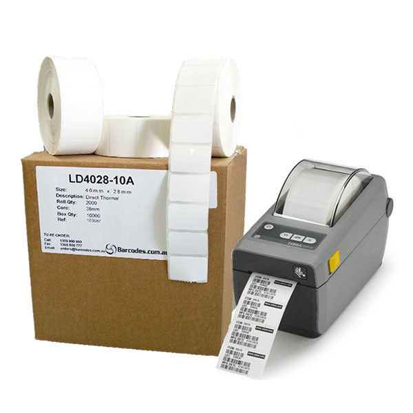 It is a photo of Challenger Manufacturing Label Printing Software