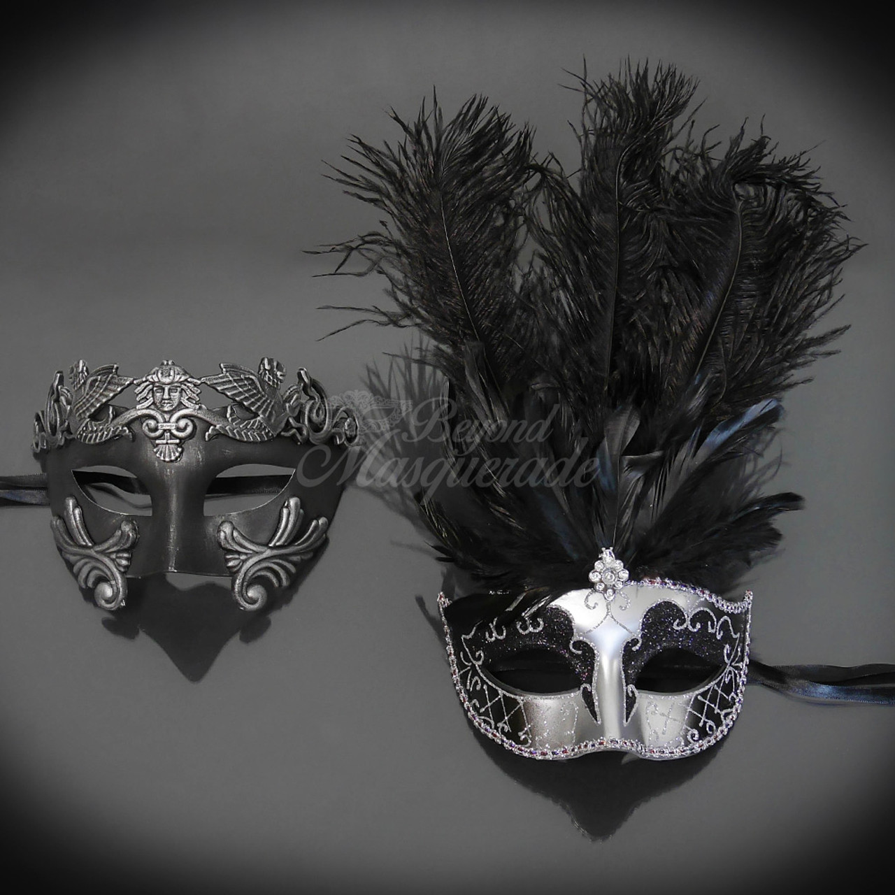 new couple s masquerade masks usa free ship by beyondmasquerade
