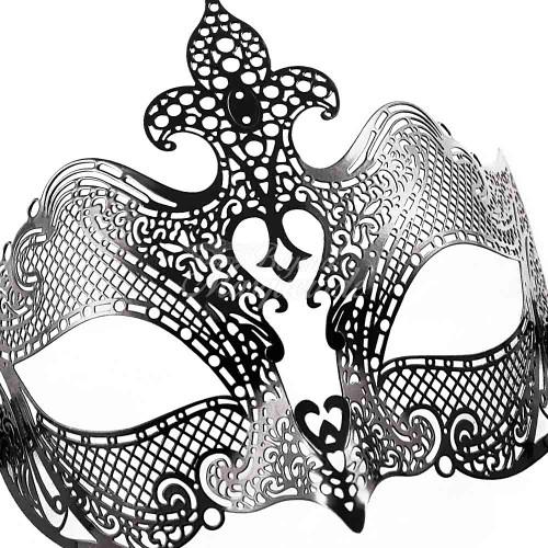 Maleficent Masquerade Mask M35002 No Gems
