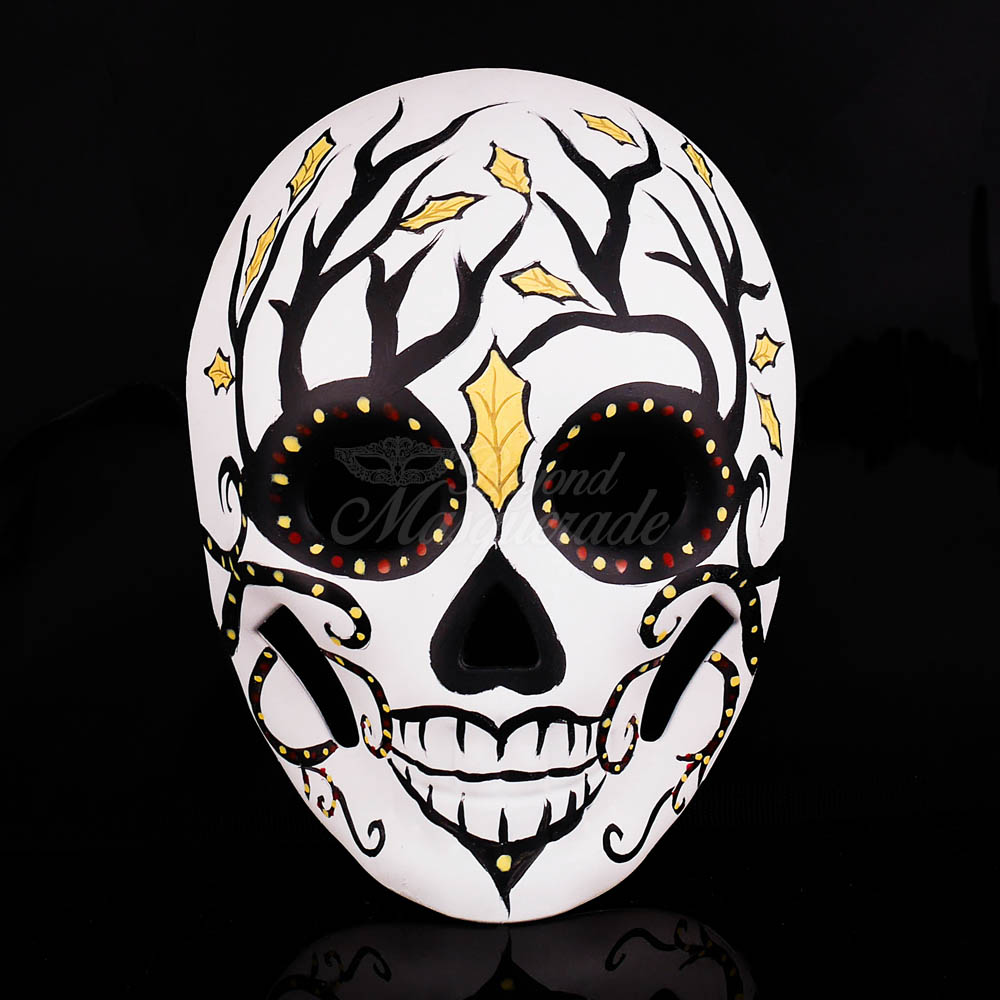 Coco Movie Miguel Party Mask Cosplay Costume Halloween Day Of The Dead