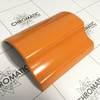 Gloss Orange Vinyl Wrap with ADT