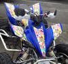 Stickerbomb Wrap Bike Kit - 18 Designs