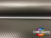 3D Carbon Fibre Gun Metal Grey Vinyl Wrap with ADT