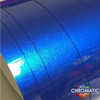 Gloss Metallic Blue Vinyl Wrap with ADT