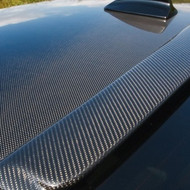 Gloss Carbon Fibre Wrap