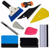 Squeegee's + Tools