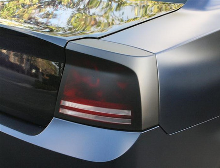 Matte Smoke Headlight Tail Light Tint Film Wrap Direct
