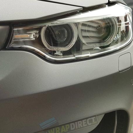 Protective Clear Headlight + Tail Light Tint Film