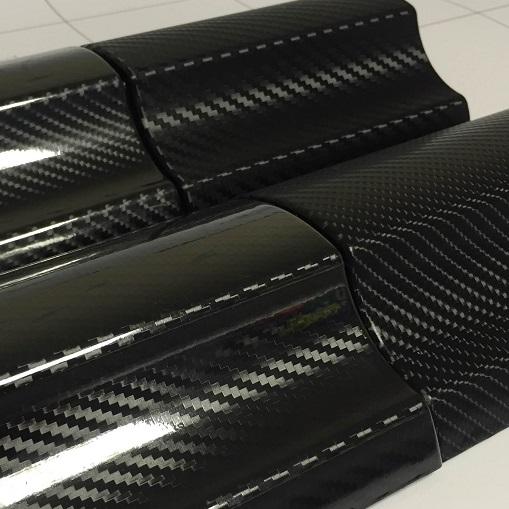 The Different types of Carbon Fibre Vinyl Wrap