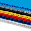 4mm Corrugated plastic sheets: 24 X 24 :10 Pack 100% Neon Green