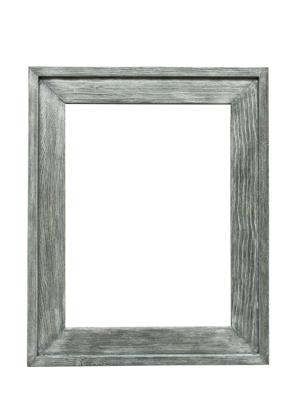 2 58 rustic barnwood distressed wood picture frame rustic grey jeuxipadfo Gallery