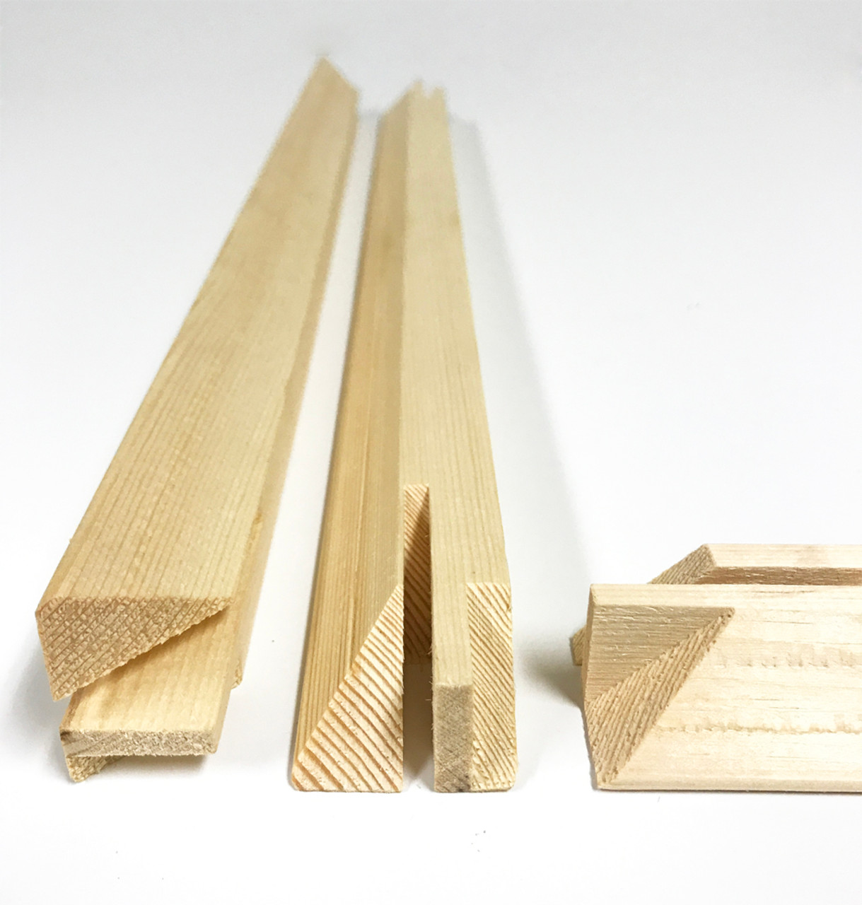 Canvas stretcher bars and canvas stretcher frames for oil paintings ...