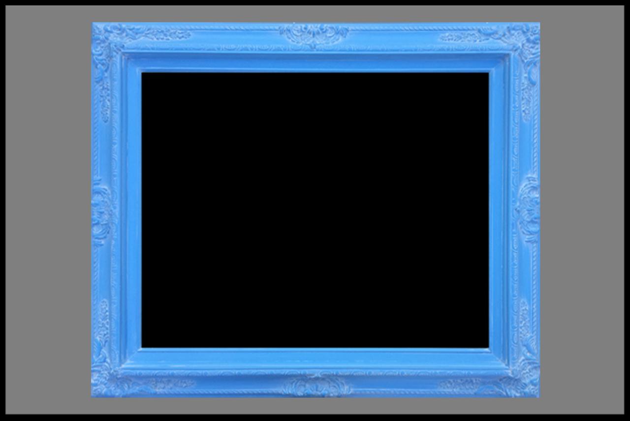 Shabby Chic 4 Wood Frames 16X20