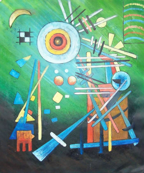 Level C Oil Paintings: 24X36
