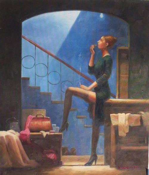 Level D Oil Paintings: 24X36