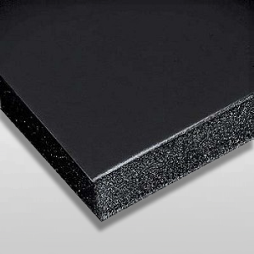 3 16 Quot Black Buffered Foam Core Boards 24x48