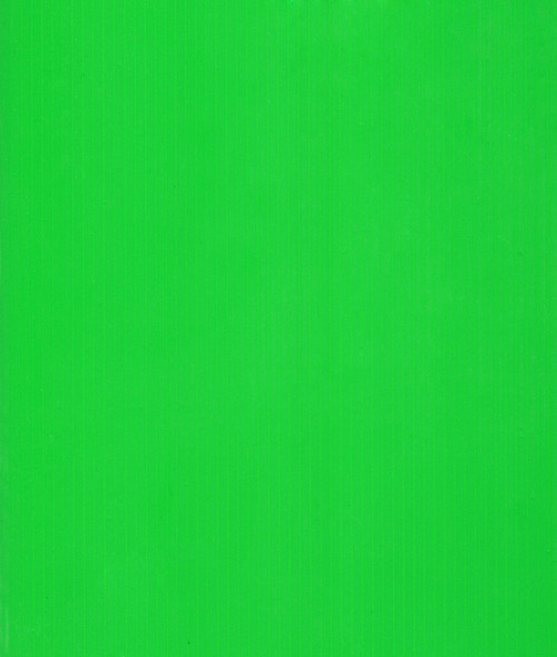 4mm Corrugated plastic sheets: 24 X 36 :10 Pack 100%  Virgin Neon  Green