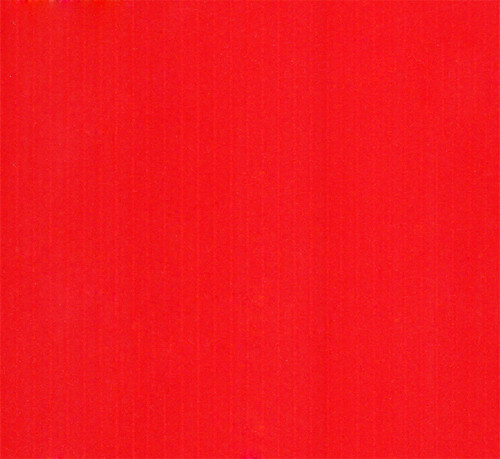4mm Corrugated plastic sheets: 36 x 36 :10 Pack 100% Virgin Neon  Red