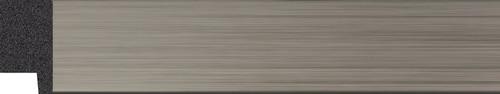 "1-1/8"" Polystyrene Picture Frame 313-VI: 8X8"