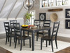 Glenwood Dining  table and 4 chairs $499