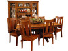 Abner Double Pedistal Dining Table