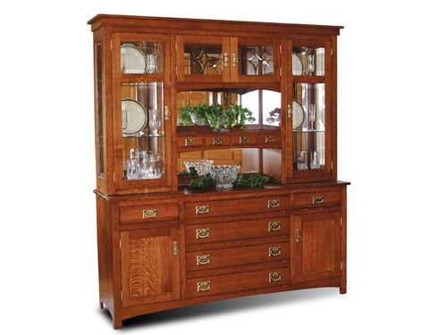 HS7300 Hutch and Server  72x80Hx20D Available as Server Only