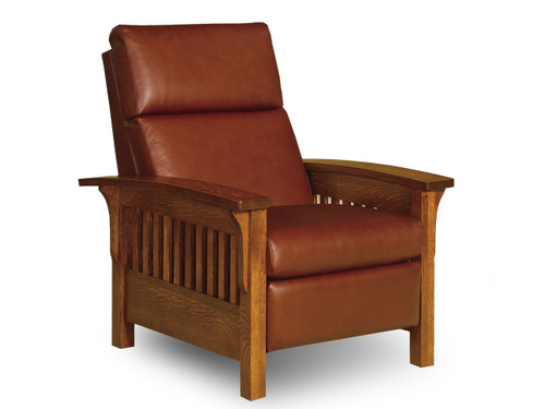 5500 Fireside Recliner - shown in leather