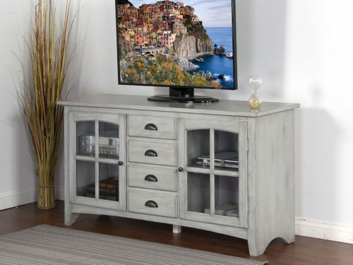 "Gray Elements 64"" TV Console"