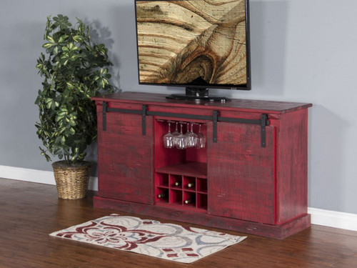 3577 BR B BAR TV STAND