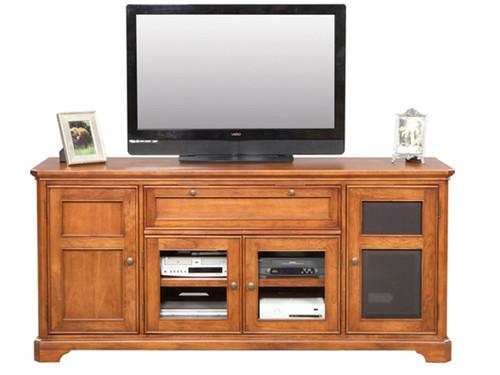 "Topaz Cinnamon 74""  TV Stand"
