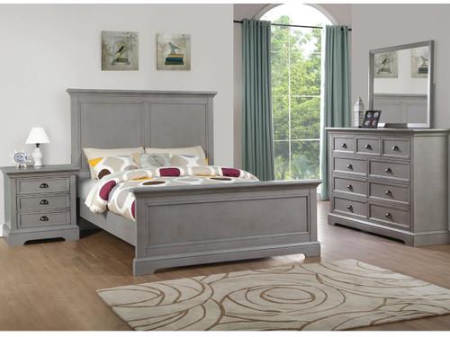 Tamarack Bedroom Suite - Grey