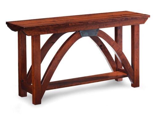 B&O Railroad Sofa Table