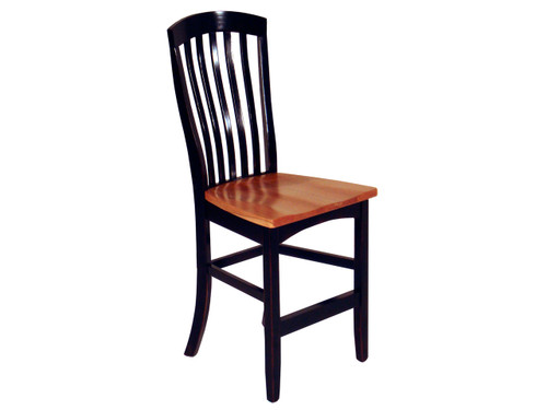 Justine breakfast stool (stationary barstool)