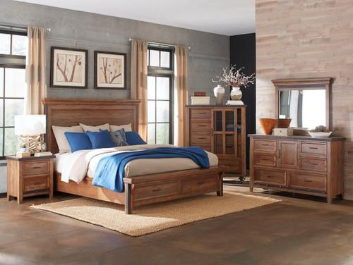 Taos Storage Bed set