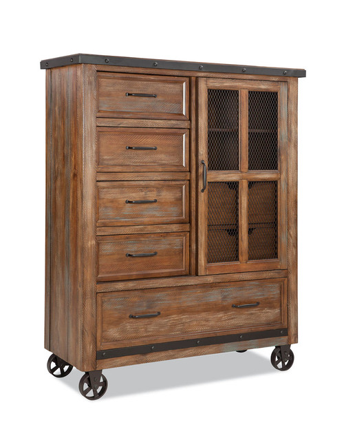 Taos 5 Drawer Gentleman's Chest
