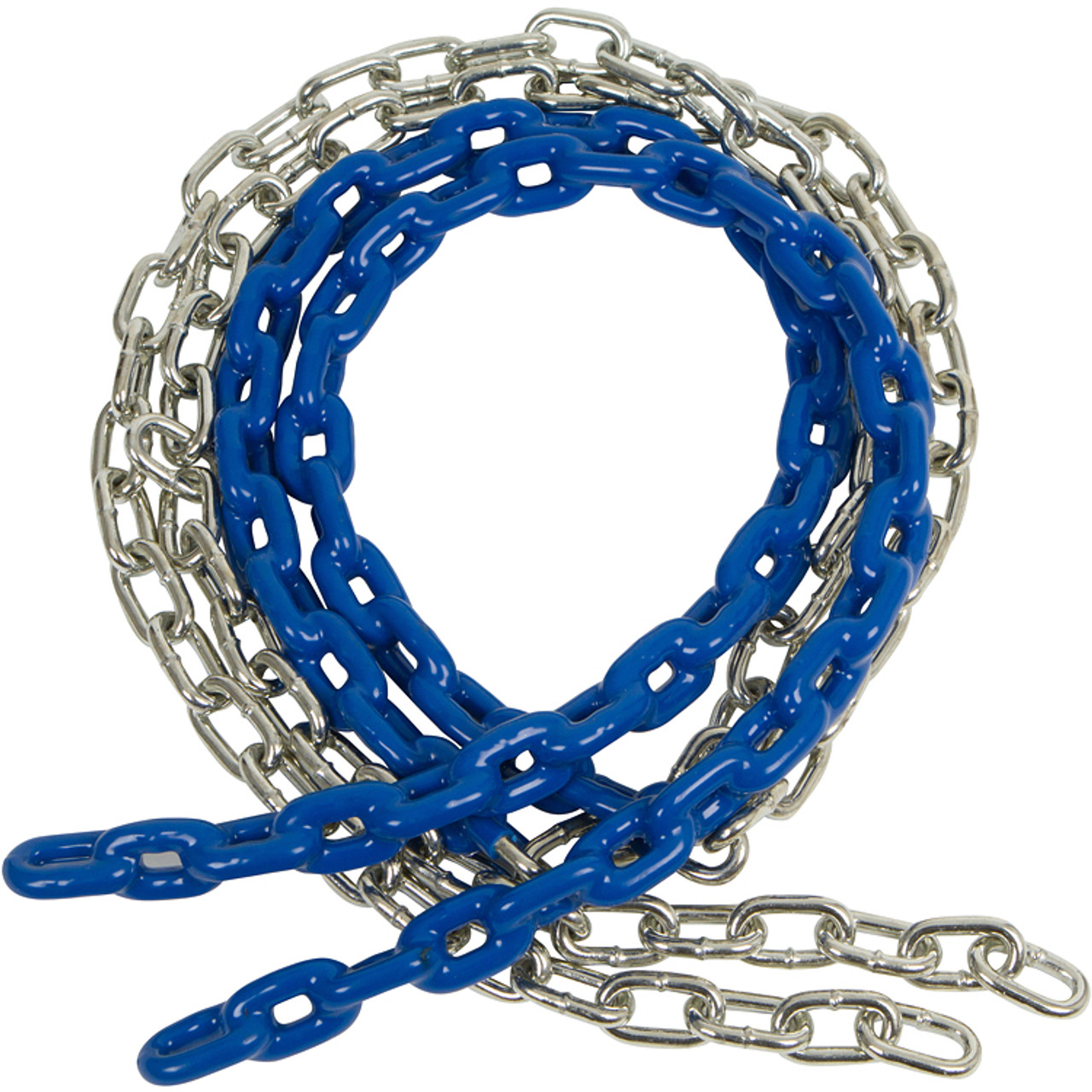 Coated Chain For Swing Set