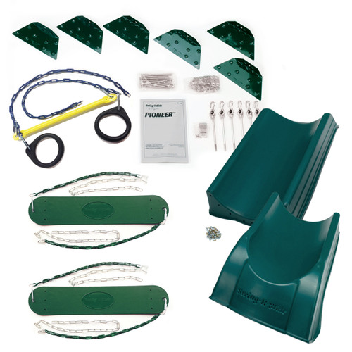 Swing Set Kits To Fit Any Need Or Want