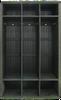Tall 3-Locker Unit