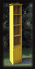 Shown in Old Yellow with a Grooved door